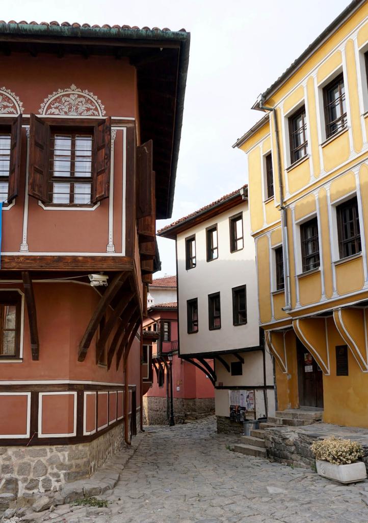 Balabanov house in Plovdiv