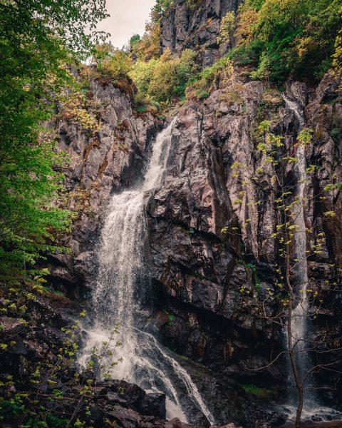 Boyana waterfall, Sofia