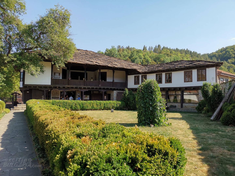 Daskalov's house, Tryavna