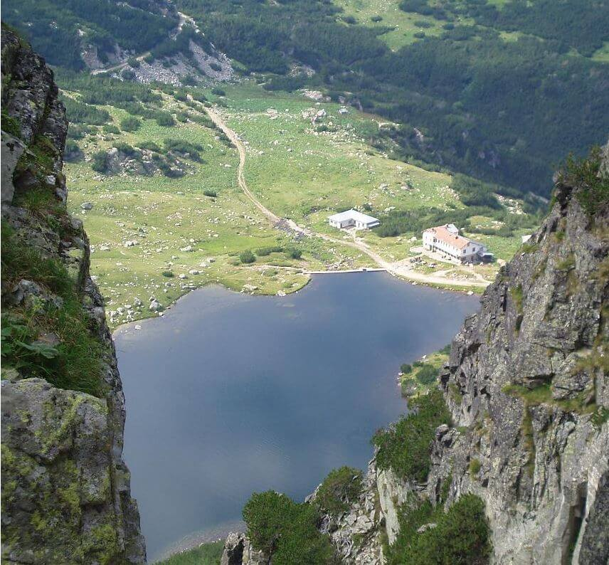 Granchar Lake in the Rila Mountains