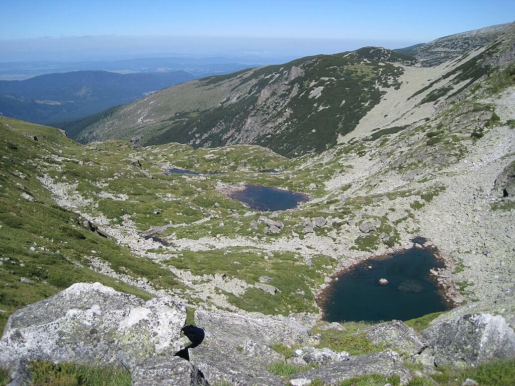The Malyovitsa Lakes in the Rila Mountains