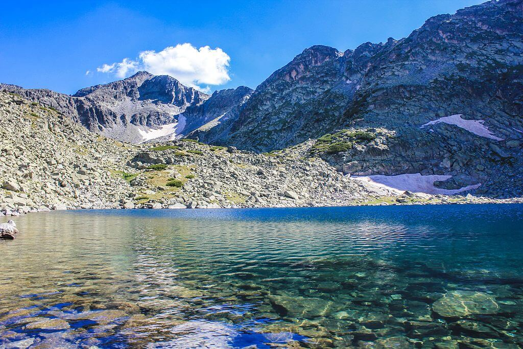 The Musala Lakes in the Rila Mountains