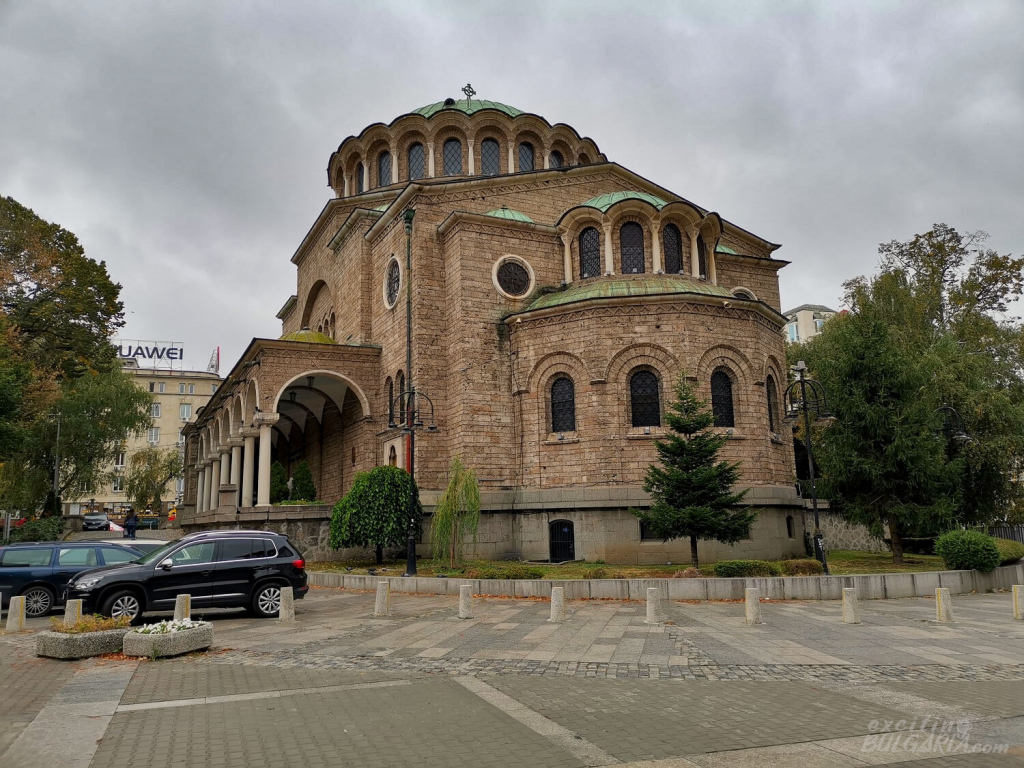 St Nedelya Church, Sofia