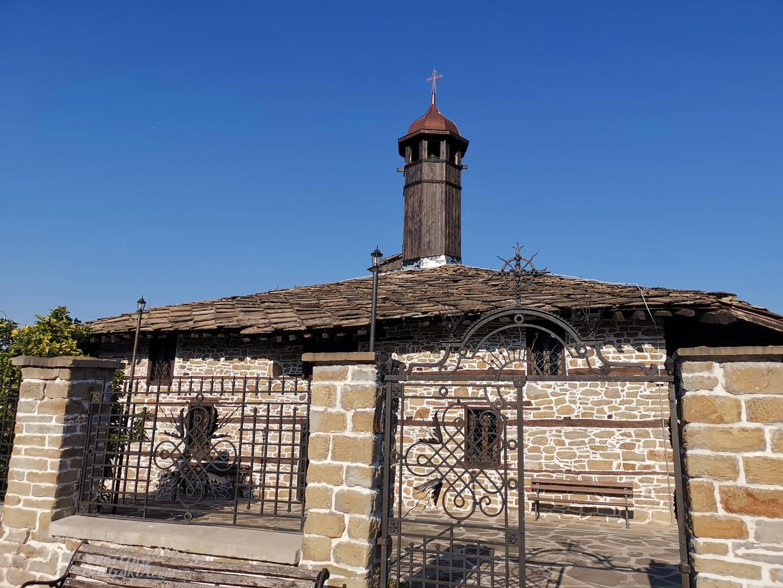 Church of St. Archangel Michael in Tryavna