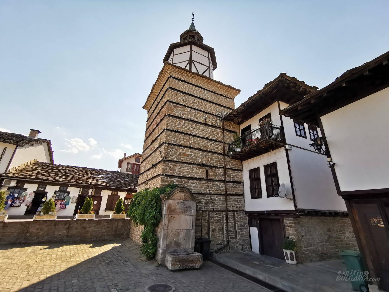 Tryavna clock tower