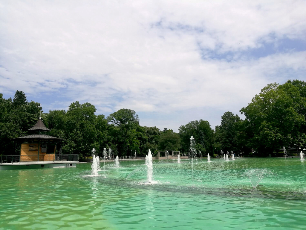 The Singing Fountains, Plovdiv