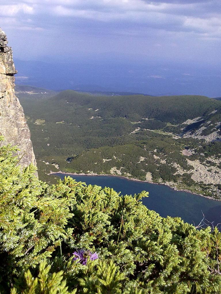 Yakorudski Lakes in the Rila Mountains